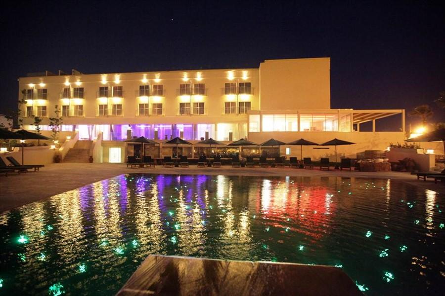 Отель E-Hotel Spa And Resort