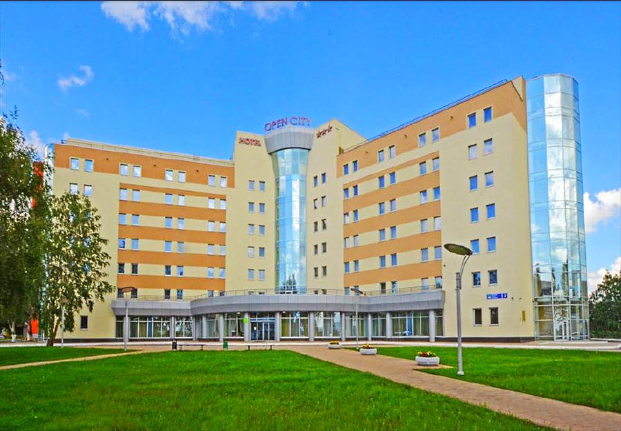 Отель Опен Сити