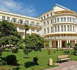 Отель Приморская