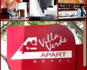 Отель Apart Hotel Villa Verde