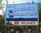 Отель Beachside Caravan Park