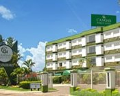 Отель Canoas Parque Hotel