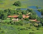 Отель Araras Pantanal Ecolodge