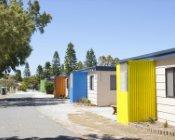 Отель Coogee Beach Holiday Park Fremantle