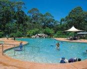 Отель Twofold Bay Beach Holiday Park