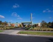 Отель Rose Garden Motel