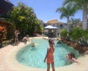 Отель Coolum Beach Getaway Resort